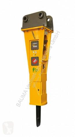 Equipamientos maquinaria OP Martillo hidráulica Indeco HP 4000 FS