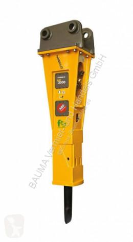 Equipamientos maquinaria OP Martillo hidráulica Indeco HP 3500 FS