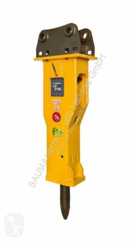Equipamientos maquinaria OP Martillo hidráulica Indeco HP 2750 FS