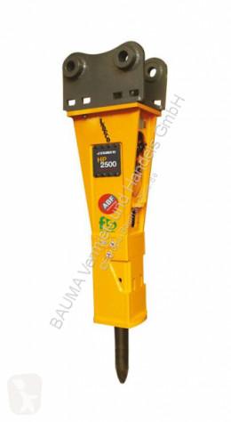 Equipamientos maquinaria OP Martillo hidráulica Indeco HP 2500 FS