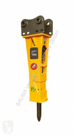 Equipamientos maquinaria OP Martillo hidráulica Indeco HP 1800 FS