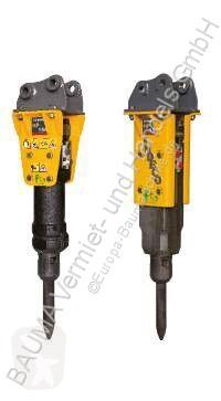 Equipamientos maquinaria OP Martillo hidráulica Indeco HP 150 FS