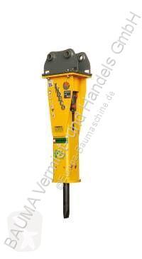 Equipamientos maquinaria OP Martillo hidráulica Indeco HP 600 FS