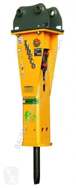 Equipamientos maquinaria OP Martillo hidráulica Indeco HP 400 FS
