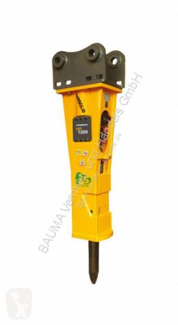 Equipamientos maquinaria OP Martillo hidráulica Indeco HP 1200 FS