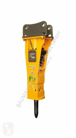 Equipamientos maquinaria OP Martillo hidráulica Indeco HP 700 FS