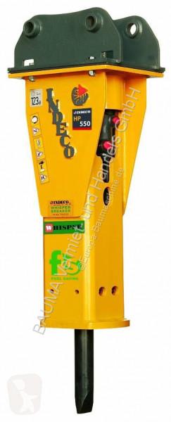Equipamientos maquinaria OP Martillo hidráulica Indeco HP 550 FS