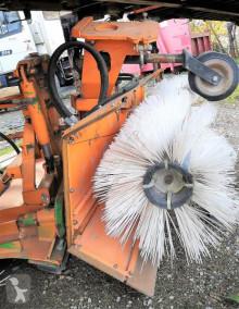 Equipamientos maquinaria OP barredora Boschung MS-1