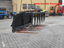 Equipamientos maquinaria OP pinza Anbaugreifer f. Telelader, Radlader & Frontlader