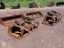 Equipamientos maquinaria OP Pala/cuchara Bobcat Industrial Grab | Bakken | Package deal | Pakket
