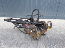 Oilquick OQ60 used hitch and couplers