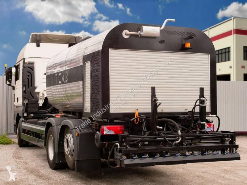Vedeţi fotografiile Echipamente pentru construcţii Ticab ABS-8000 Répandeuse