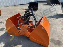 Equipamientos maquinaria OP 500mm - Rotator cuchara de mordazas usado