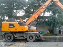 Liebherr LH22 escavatore gommato usato