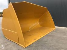 Equipamientos maquinaria OP Caterpillar 938K / 938M BUCKET Pala/cuchara nuevo