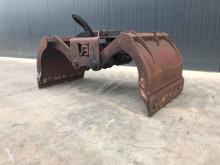 Equipamientos maquinaria OP pinza Bakker HB80