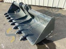 Equipamientos maquinaria OP Pala/cuchara pala de limpieza Morin M6 - 2500mm à dents
