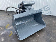 Godet curage inclinable ASM 100 - 1630mm - Pelles 20 / 45 Tonnes