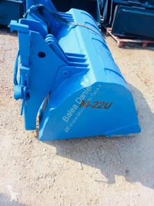 Equipamientos maquinaria OP M22UU Godet a haut deversement Pala/cuchara usado