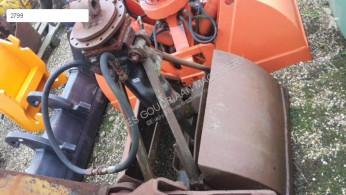 Equipamientos maquinaria OP cuchara de mordazas Atlas Knijperbak