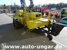Deutz Gödde Mähboot seitlicher Mähbalken Schilfmäher machinery equipment used