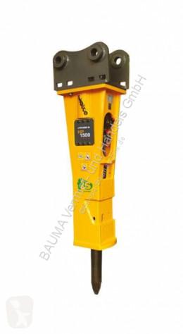 Equipamientos maquinaria OP Martillo hidráulica Indeco HP 1500 FS
