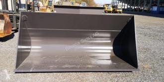 Equipamientos maquinaria OP Pala/cuchara Cazo de limpieza rotativo Schaufel m. Schneide Volvo L120