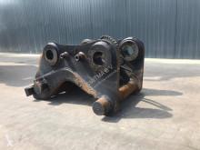 Equipamientos maquinaria OP Enganches y acoplamientos Verachtert CW55S