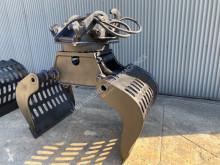 Equipamientos maquinaria OP pinza Zijtveld Grijpers S1202D