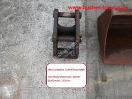 Equipamientos maquinaria OP Enganches y acoplamientos Schaeff SWE HR14 mit 2 Löffeln