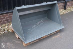 Equipamientos maquinaria OP Pala/cuchara Weidemann Dichte bak 150cm
