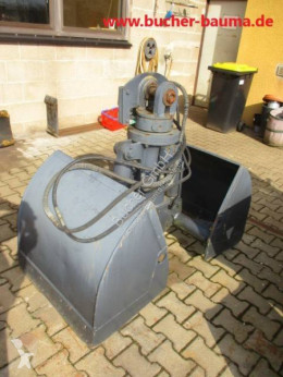 Equipamientos maquinaria OP pinza Baggergreifer für 8 - 12to Bagger