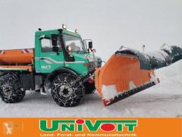 Lame à neige Rasco Viter Vorführer Bj. 2021 Gebirgsschneepflug für Unimog MB trac Traktor