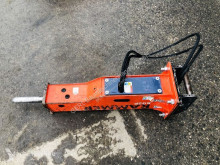 Equipamentos de obras martelo hidráulico Rammer R02P