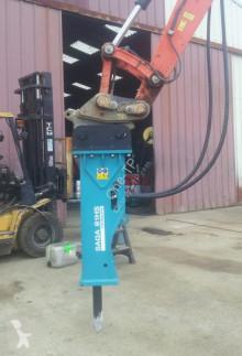 Marteau hydraulique MSB BRH 430kg garanti 2 ans pour pelle 6 à 9 tonnes