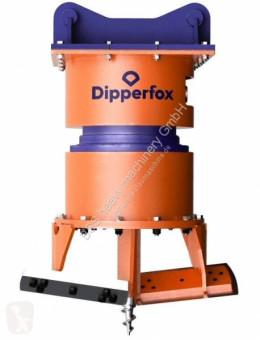 Equipamientos maquinaria OP Pinza Pinza de demolición Dipperfox Stubbenfräse 850 Pro