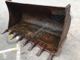 Equipamientos maquinaria OP 2500mm Pala/cuchara Cuchara de pala cargadora usado