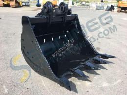 Equipamentos de obras balde balde terraplanagem 1600mm - Axes 90/80mm