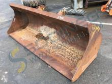 Equipamientos maquinaria OP Ahlmann AS10 - 2300mm Pala/cuchara Cuchara de pala cargadora usado