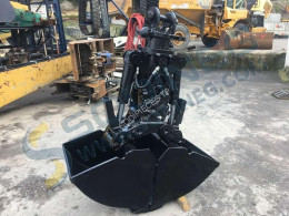 Equipamientos maquinaria OP cuchara de mordazas Kinshofer ZSG18VE - 600mm - Rotation Hydraulique