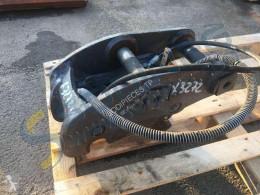Attaches et coupleurs Volvo Coupleur Hydraulique montage origine ECR50