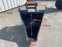 Cupă trapezoidală 1000/270mm - pelle 14 Tonnes - Axes 65mm