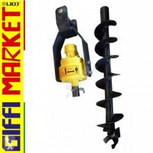 Equipamientos maquinaria OP Ghedini equipamiento perforación, trilla, corte hole opener usado