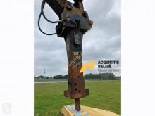 Equipamentos de obras Caterpillar H180D S martelo hidráulico usado