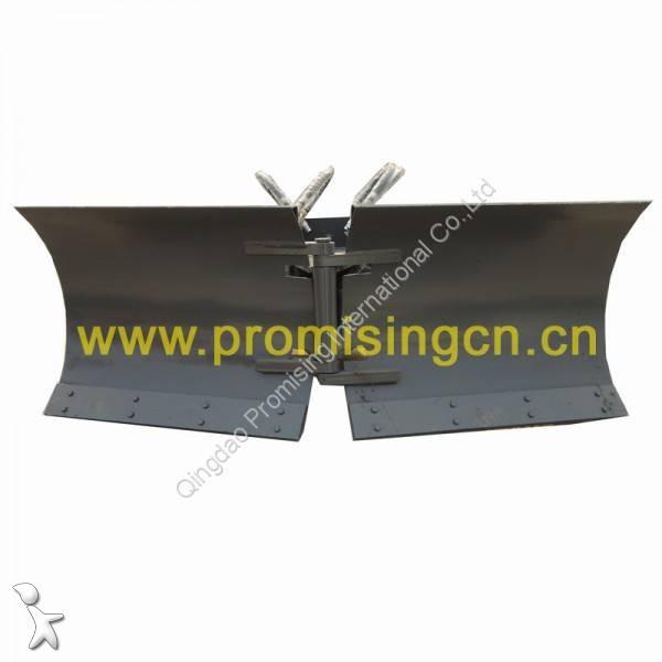 Se fotoene Udstyr til anlægsarbejder Dragon Machinery V-Snow Blade / Folding Plough / Folding Snow Plow