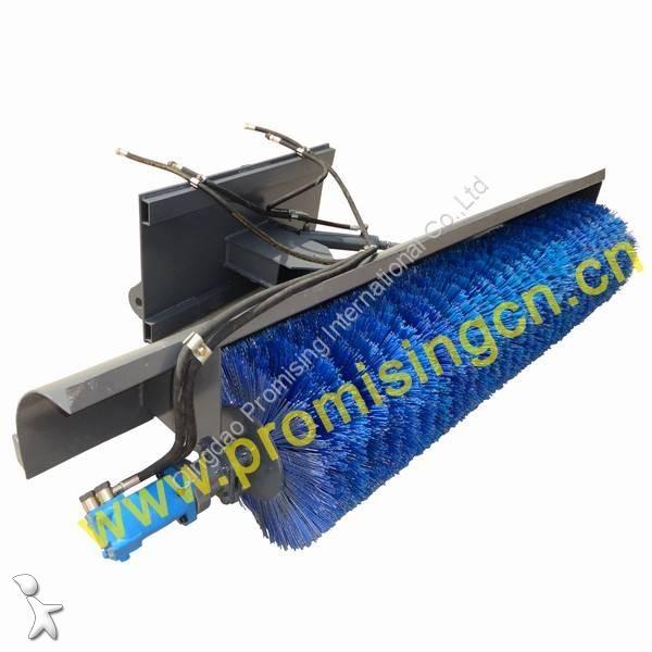 Se fotoene Udstyr til anlægsarbejder Dragon Machinery Angle Broom / Street Sweeper / Road Sweeper