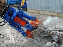 Attrezzature per macchine movimento terra outil de démolition hydraulique multifonction nuova