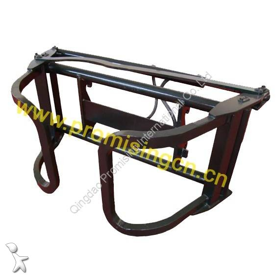 View images Dragon Machinery Drum Grapple / Drum Grab / Barrel Clamps / Bale Squeeze / Drum Clamps machinery equipment
