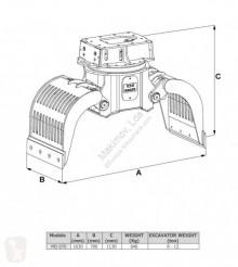 Vedere le foto Attrezzature per macchine movimento terra VTN