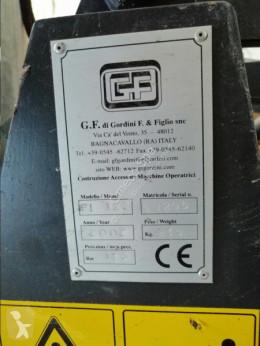 Voir les photos Équipements TP GF Gordini PI125